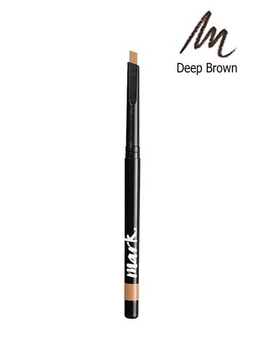 Avon Mark Perfect Brow Kaş Kalemi Deep Brown Kahve